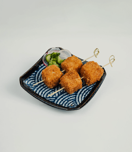 Kushiague de queso (2 pzas.)